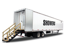 17 Stall Shower Trailer