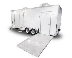 Comforts 5-Stall ADA