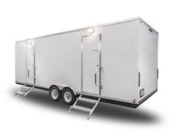 Comforts 8-Stall Trailer