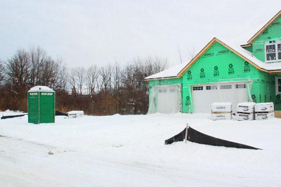 snow construction potra john
