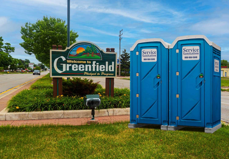 Greenfield Porta Potty Rentals