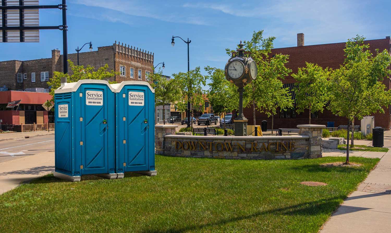 Racine Porta Potty Rentals
