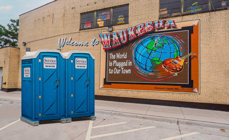 Waukesha Porta Potty Rentals