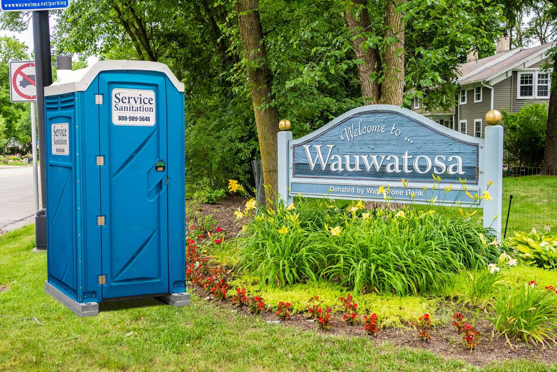 Wauwatosa Porta Potty Rentals