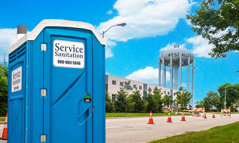 West Allis Porta Potty Rentals